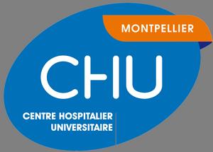 CHU Montpellier logo
