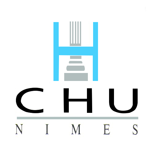CHU Nimes logo